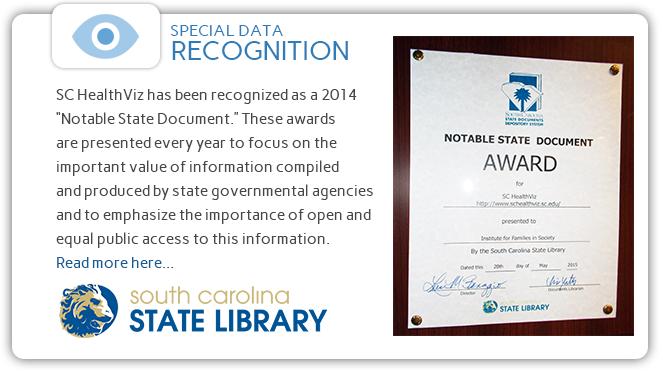 Click to read about the SC Notable Document Award