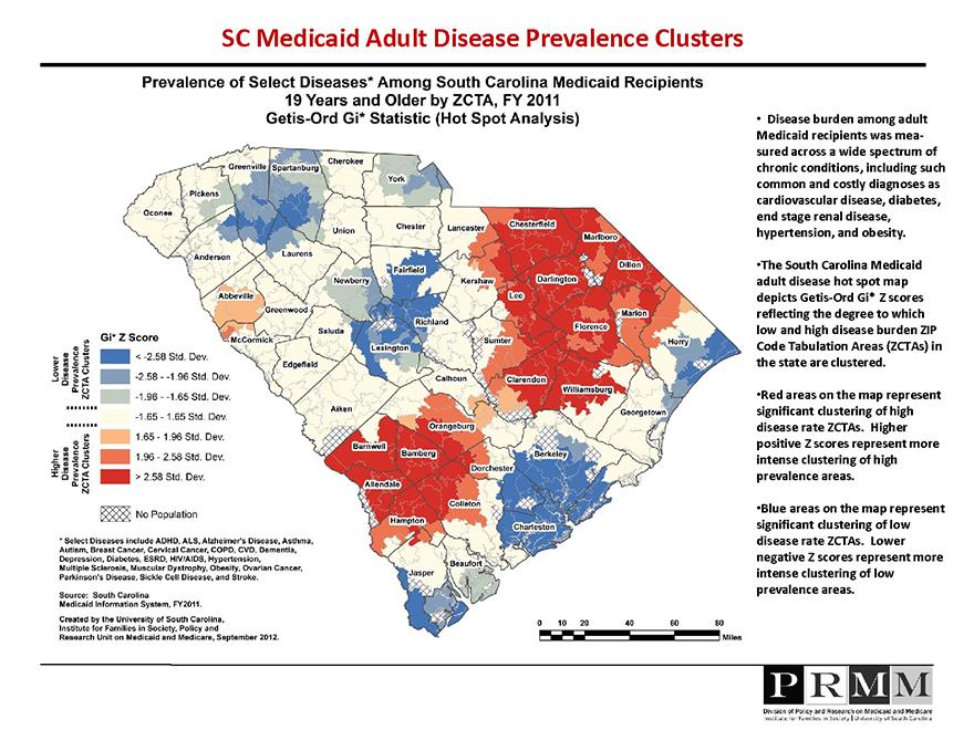 South Carolina Medicaid Card