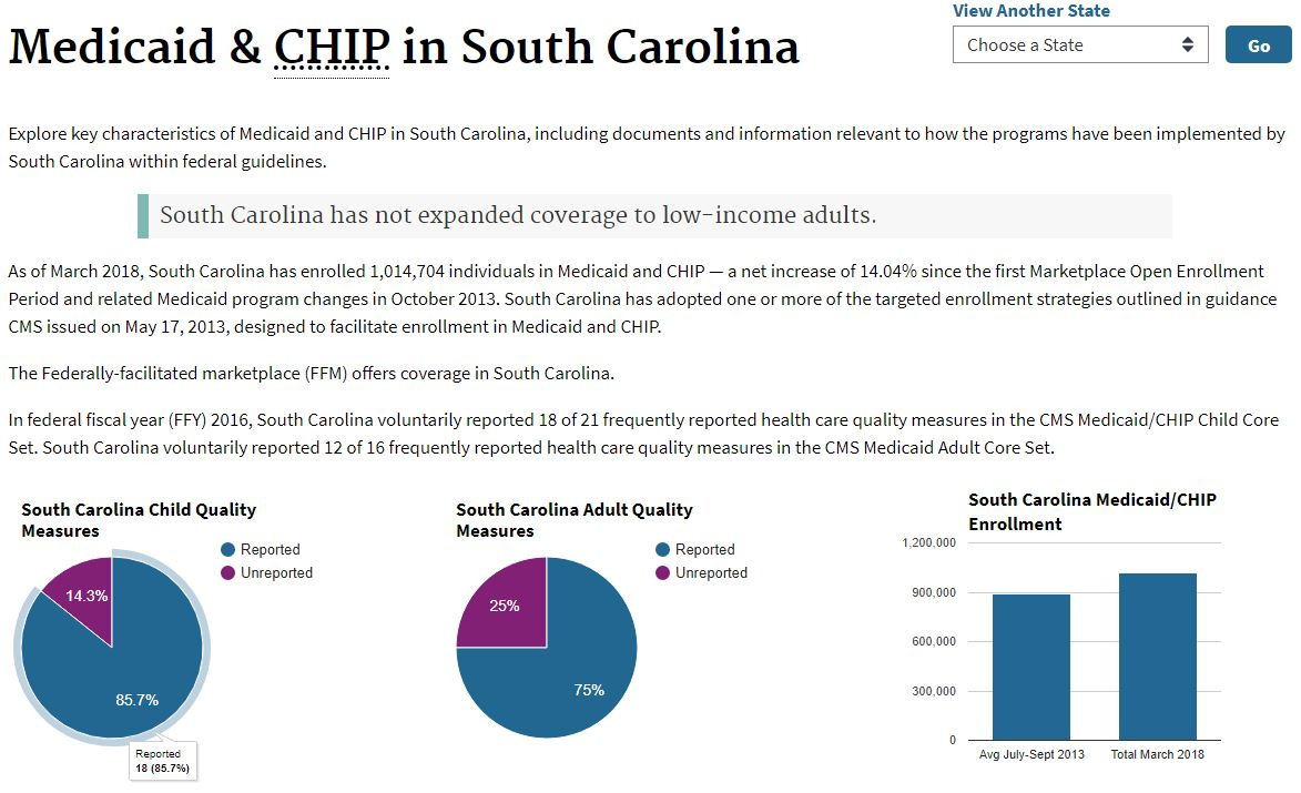 CHIP Report Image